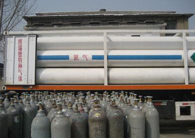 排管车氦气